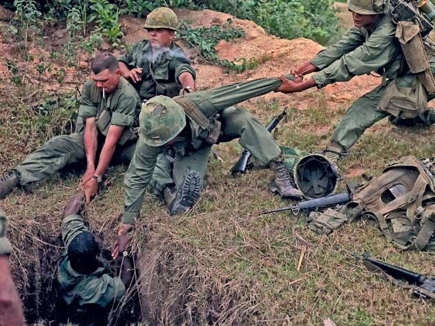 Los ases bajo la manga de las guerrillas
