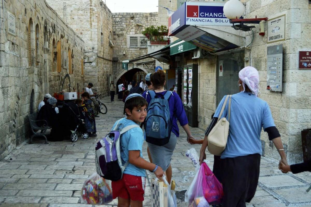 El nuevo Israel: la batalla por la identidad judía (1/2)