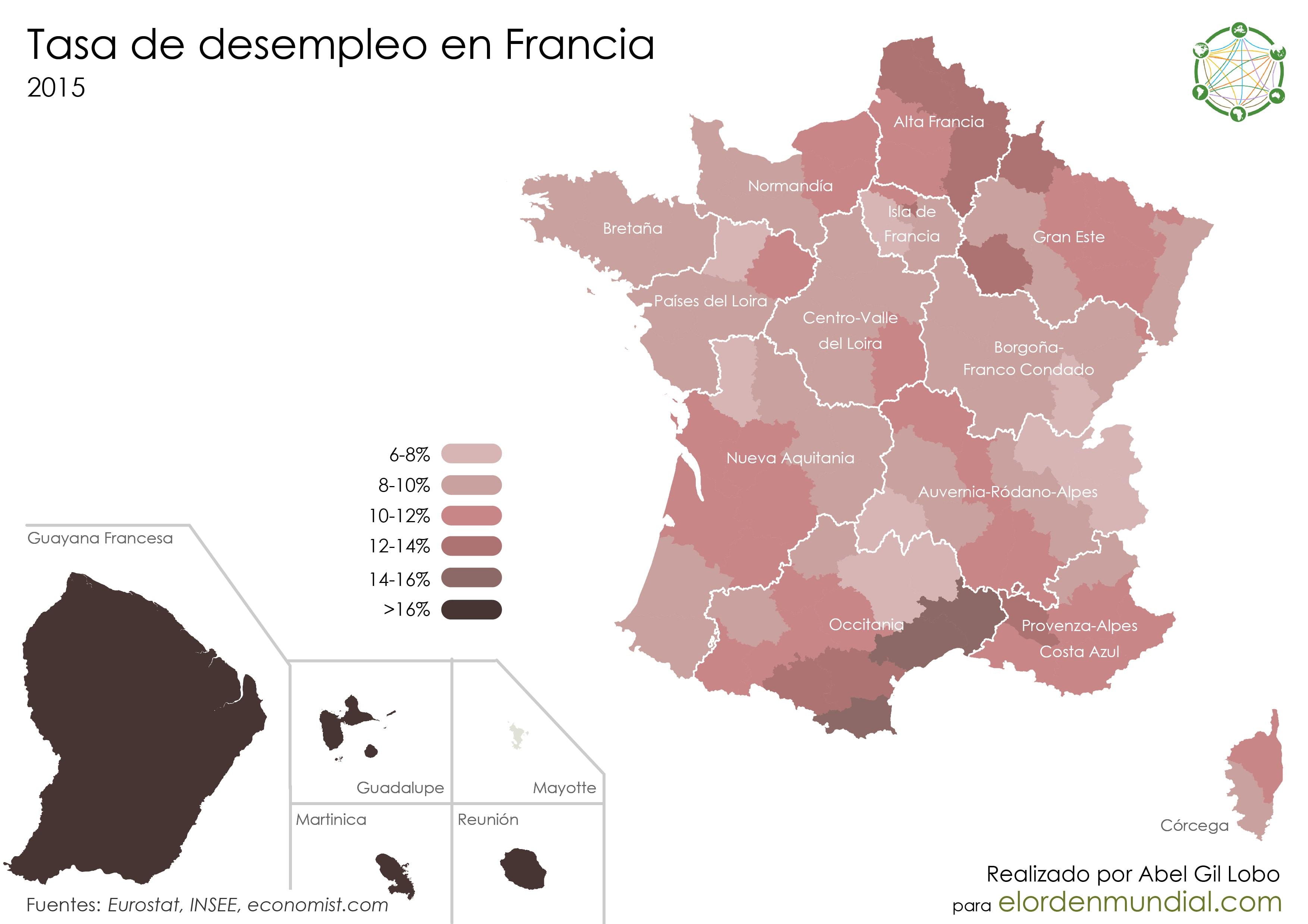 Francia Desempleo 01