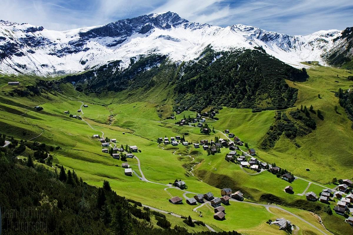 Liechtenstein, el oasis alpino