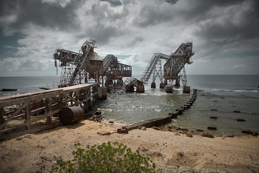 La tragedia de Nauru: la gran caída de un pequeño país
