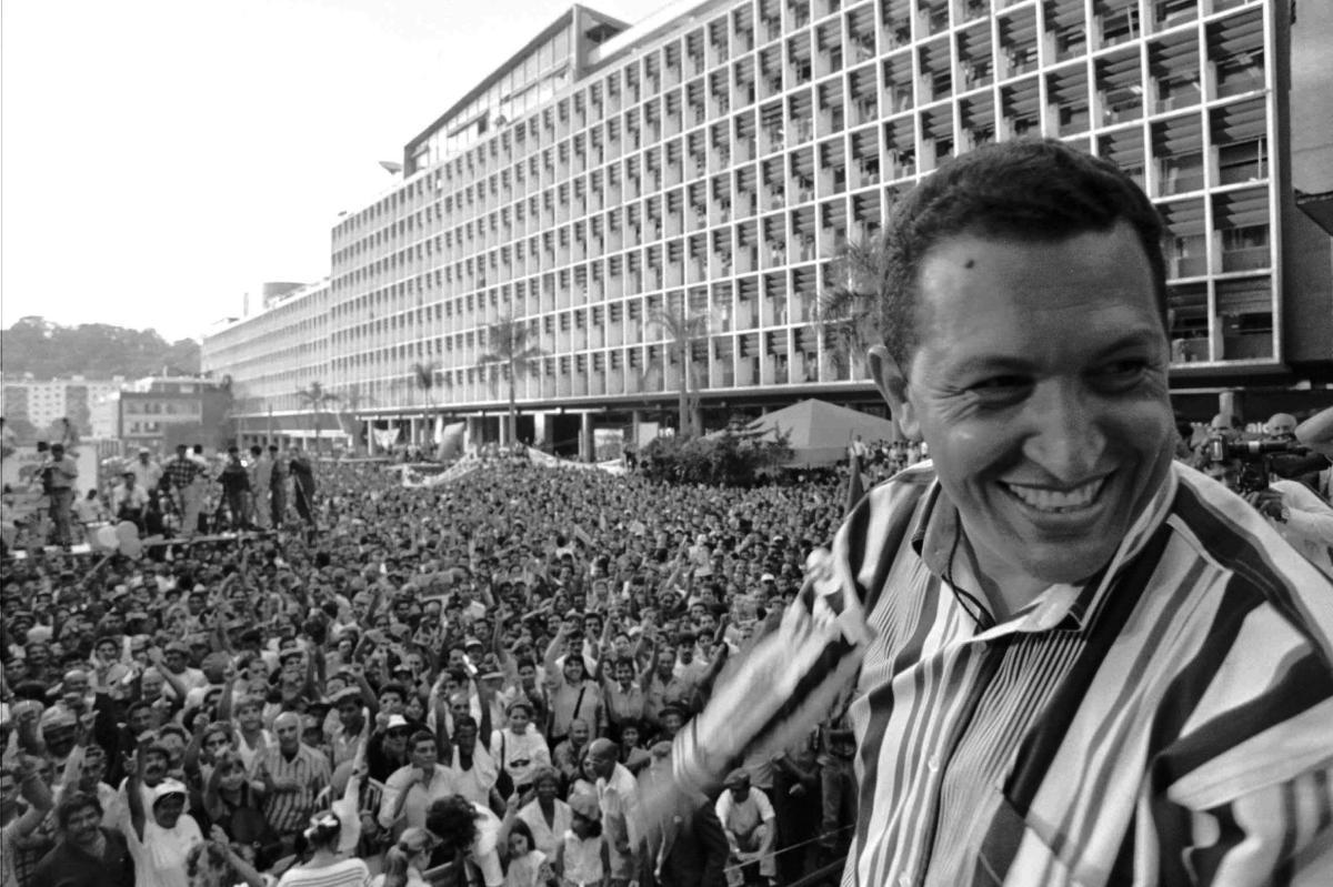Venezuela, ¿una revolución pasada de revoluciones?