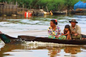 Cooperativas para el desarrollo de Camboya