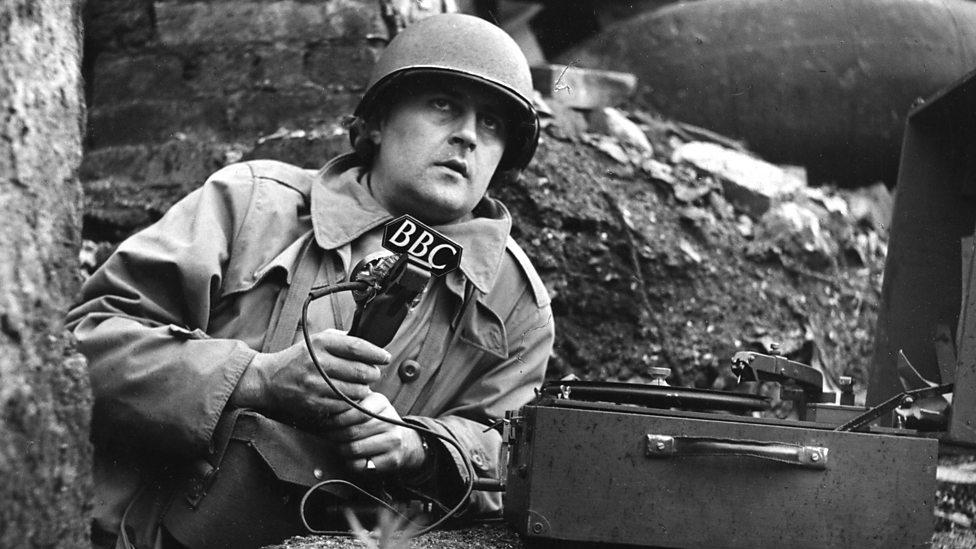 De la guerra al periódico: las cartas del corresponsal