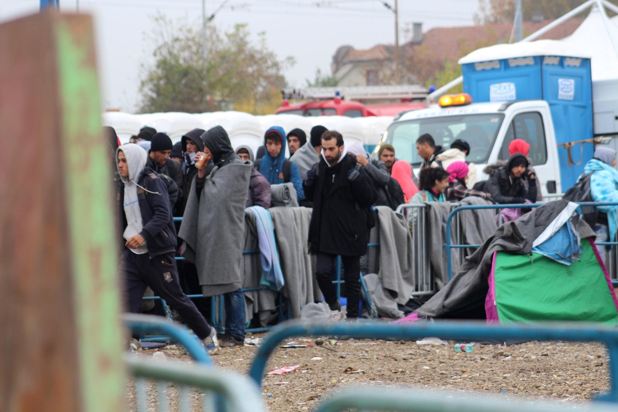 Balcanes asilo imagen wikimedia