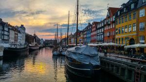 El mito danés