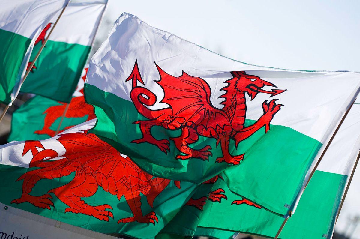 Gales, conquistada