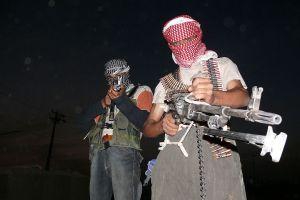 El mercado negro de armas a través del Dáesh