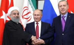La Rusia de Putin, el último eje de Oriente Próximo