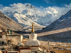Metamorfosis en el corazón tibetano
