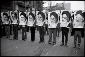 El nacimiento de una república islámica