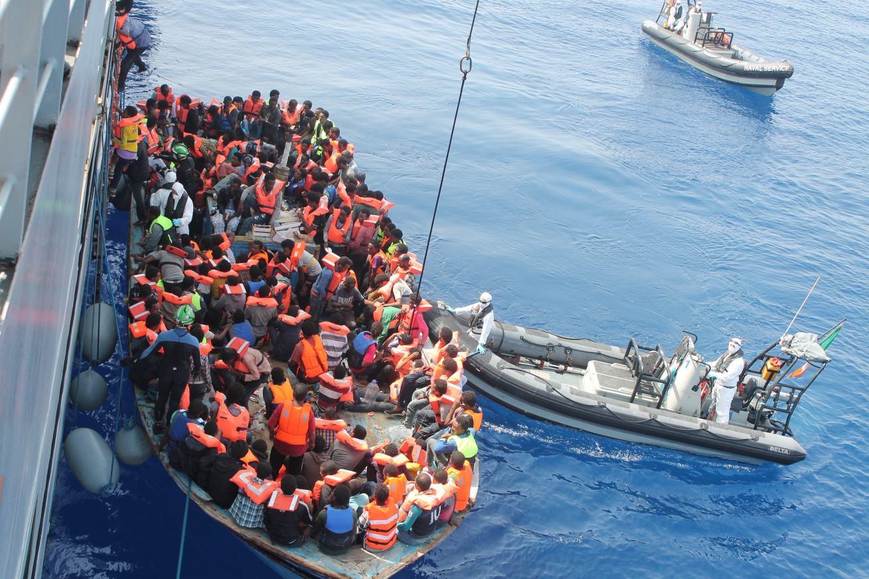 El largo camino del refugiado: esclavos a las puertas de Europa