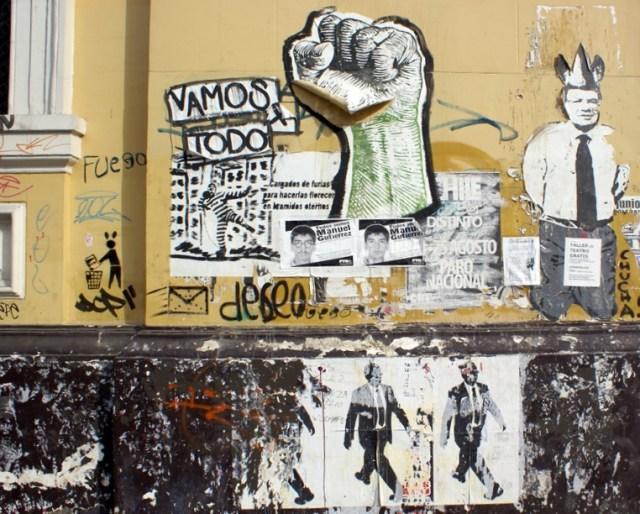 """""""Nosotros somos el poder"""": un siglo de lucha estudiantil"""