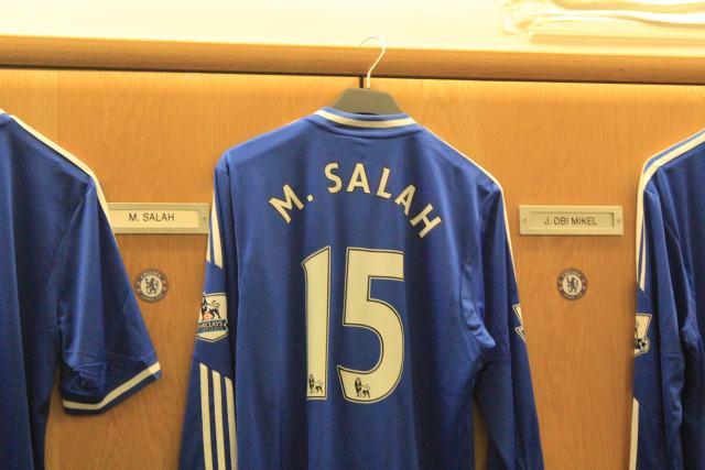 Mohamed Salah, el faraón apolítico