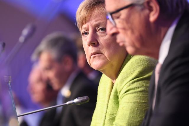 El dilema de Angela Merkel