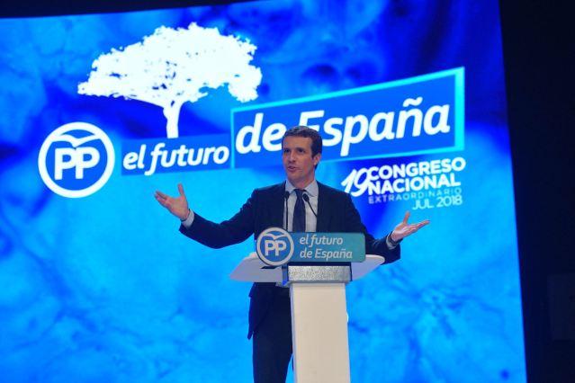 El Partido Popular, a la reconquista de la derecha