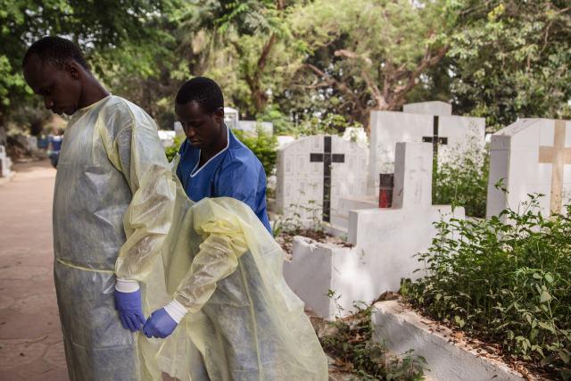 El ébola, el retorno de un temor casi olvidado