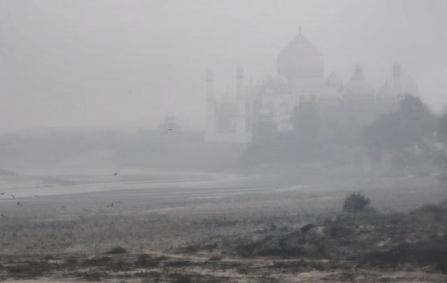 La contaminación en India, un reto mundial
