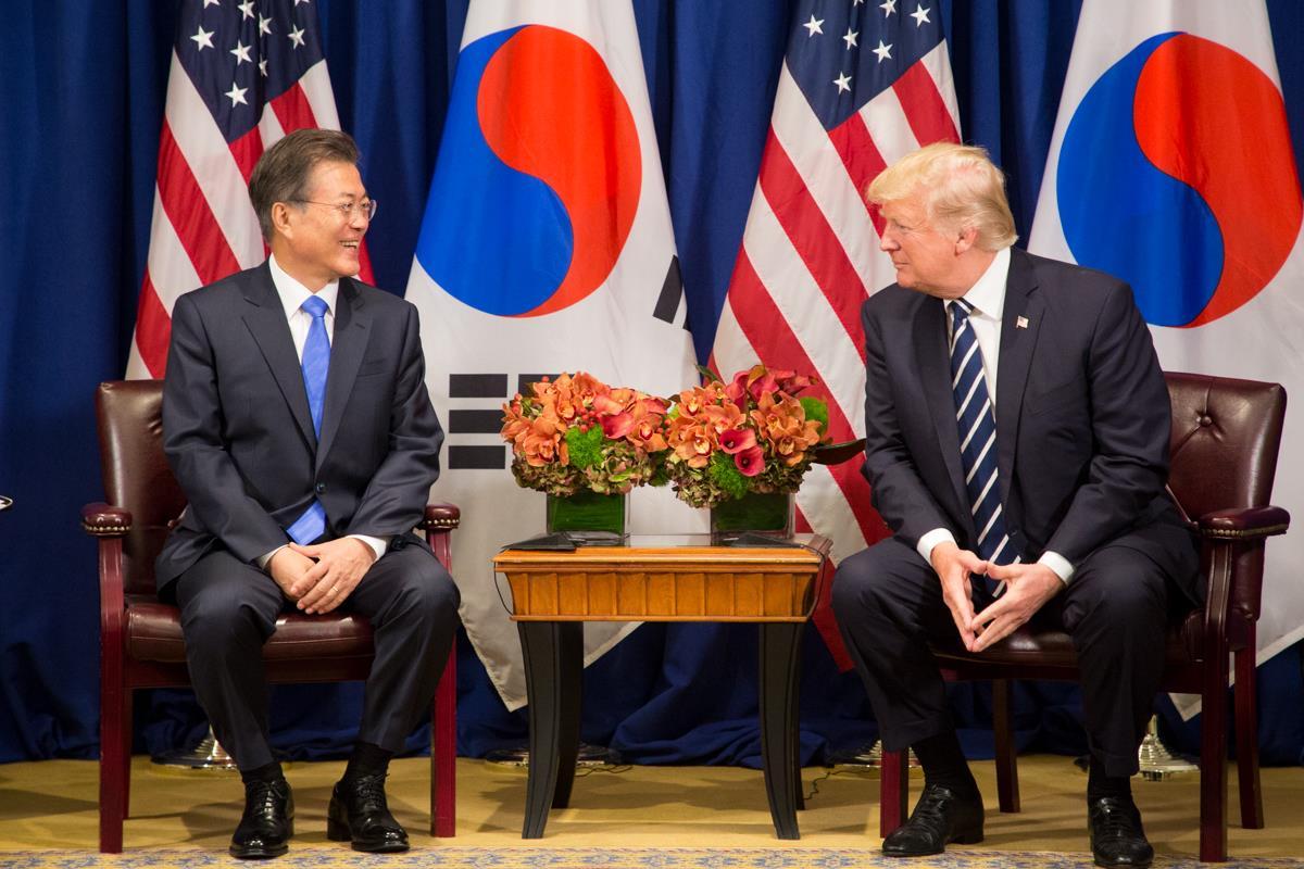 Cómo firmar la paz en Corea