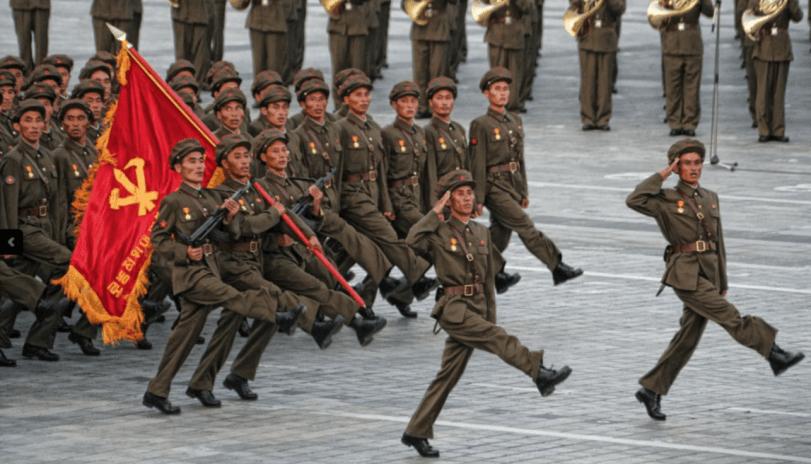El programa nuclear de Corea del Norte