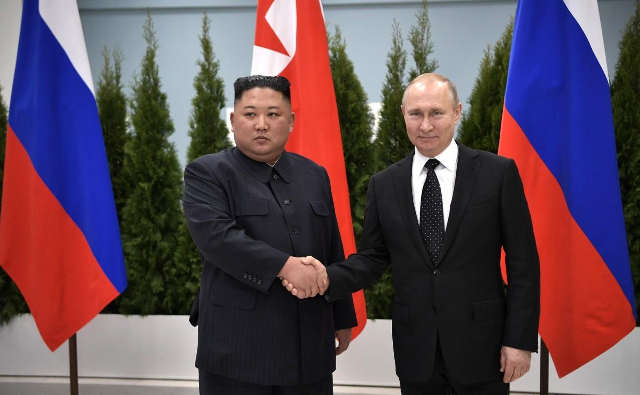 Kim Jong-un busca aliados en Rusia
