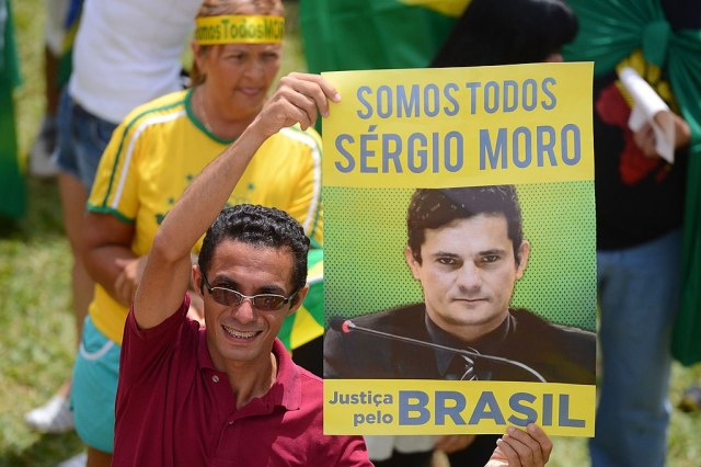 Sergio Moro, el héroe corrupto del Lava Jato