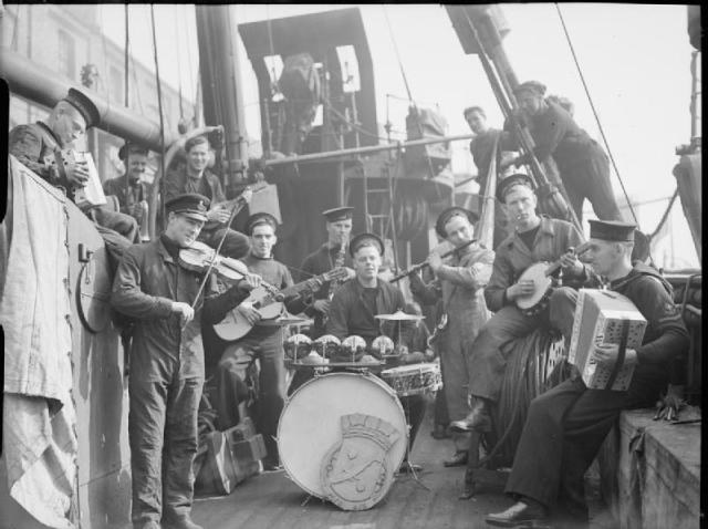 La batalla por la música clásica en la Segunda Guerra Mundial