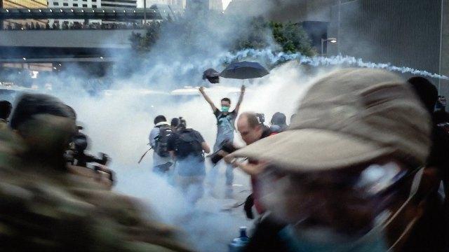 La geopolítica tras las protestas en Hong Kong