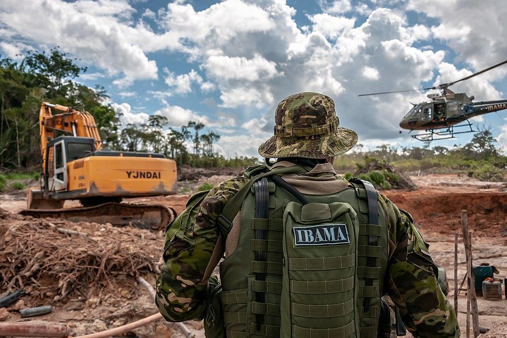 Deforestación y fuego en el Amazonas de Bolsonaro
