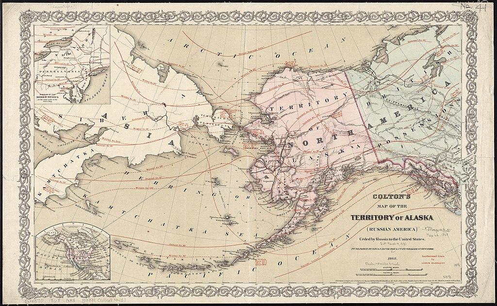 ¿Por qué vendió Rusia el territorio de Alaska a Estados Unidos?