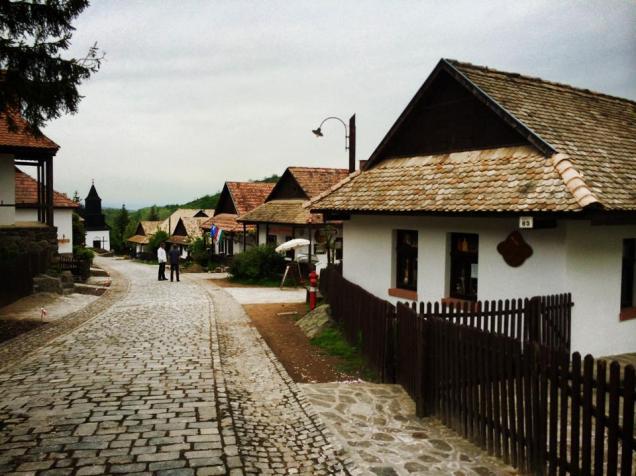 Hollókő, Hungary