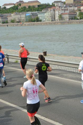 Ma première course à pied : semi marathon de Budapest