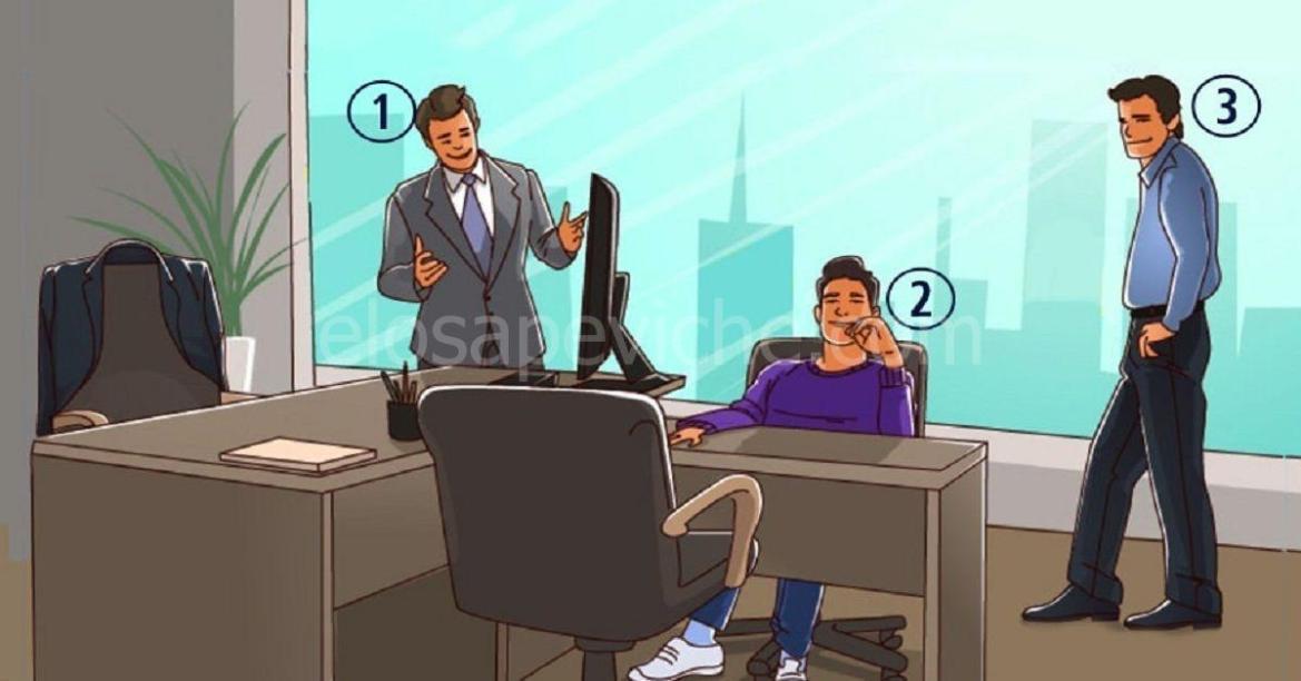 Test: scopri chi è il capo dell'ufficio