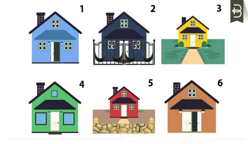 La scelta di una casa rivela più informazioni su di te di quanto pensi