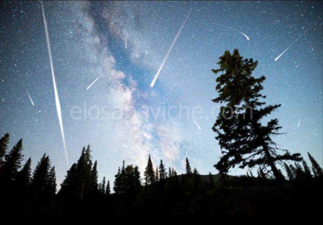 La pioggia di meteoriti orionidi illuminerà il cielo durante il mese di ottobre