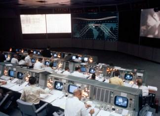 Centro de Control de la Misión Apolo