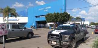 El Hombre baleado fue trasladado al hospital de Silao/El Otro Enfoque