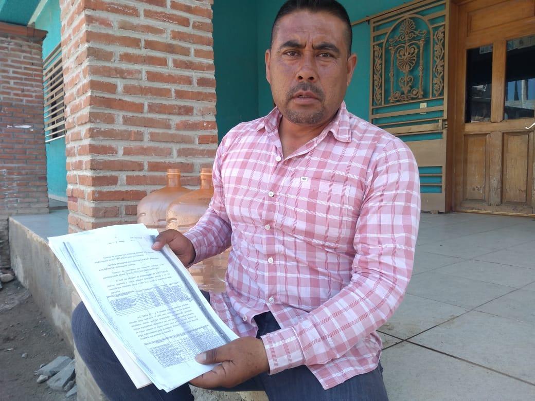 Isidro Morales Fernández, delegado de Nápoles