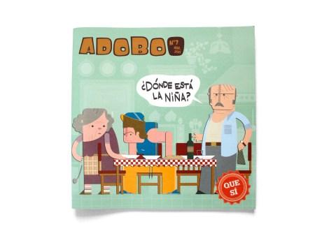 Adobo Fanzine