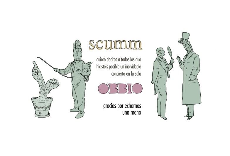 Scumm - Hilo Musical - Flanners gracias