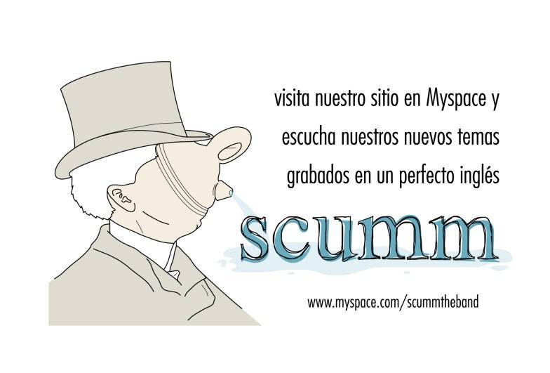 Scumm - Hilo Musical - Banner 2