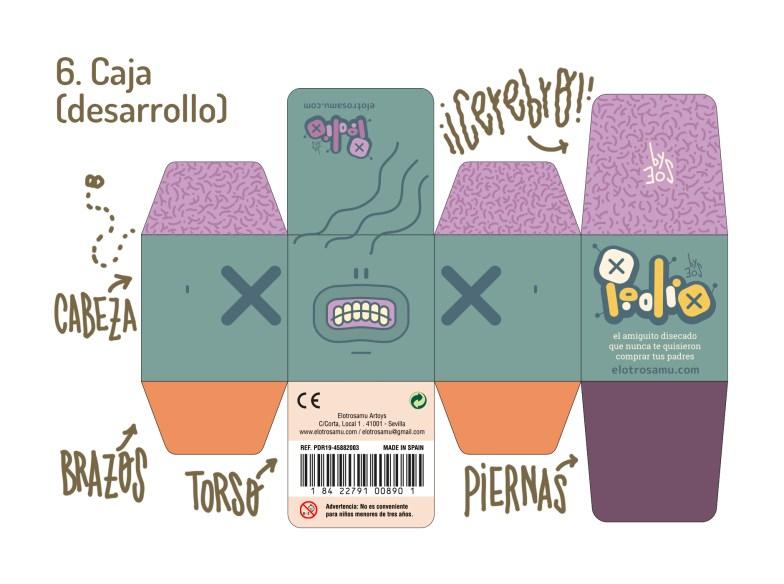 Domestika - Crea un art toy - Pedro -06
