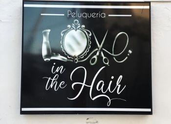 La imagen de agosto - Love is in the hair