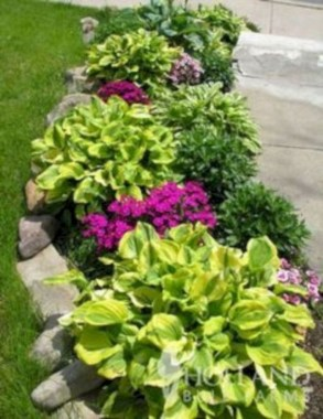 15 Inspiring Ways To Landscape With Shrubs 14