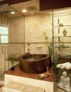 15 Japanese Bathtub Master Bathroom Interior Design 04