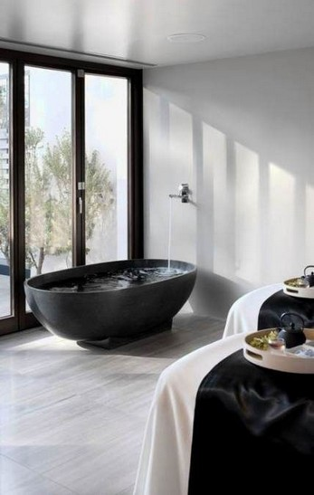 15 Japanese Bathtub Master Bathroom Interior Design 11 1