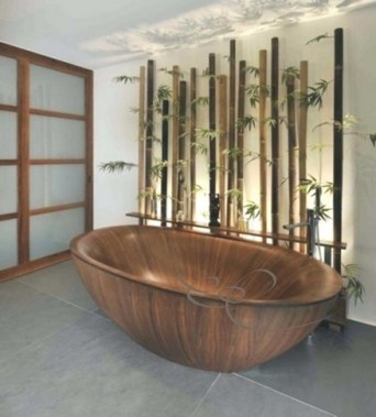 15 Japanese Bathtub Master Bathroom Interior Design 17 1