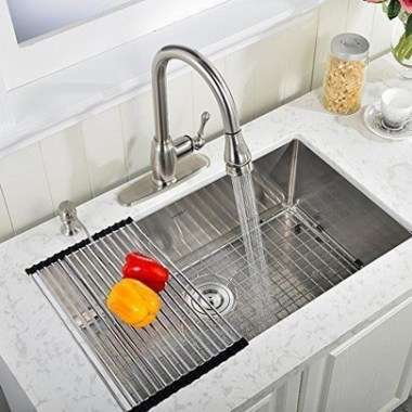 16 Amazing Modern Kitchen Sink Ideas 04