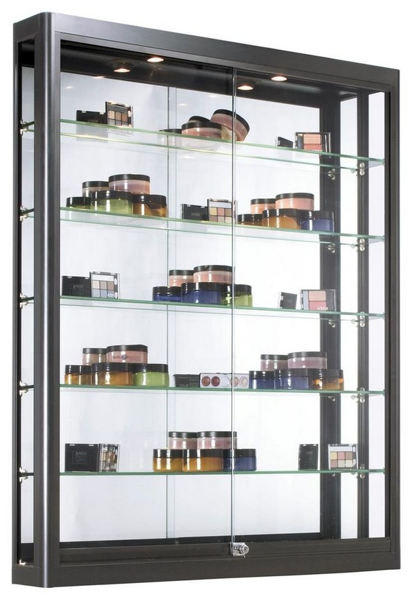 16 Floating Curved Glass Shelves Perfect For Storing Your Belongings 17