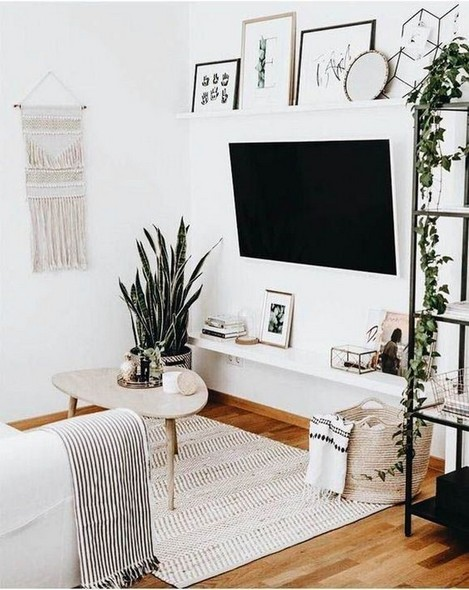 16 Perfect And Cozy Small Living Room Ideas 27